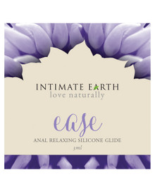 INTIMATE EARTH EASY RELAXING ANAL SILICONE FOIL SACHET 3ML
