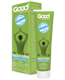 GOOD CLEAN LOVE RESTORE MOISTURIZING VAGINAL GEL 2 OZ (NET)