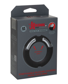 KINK SILICONE-COVERED METAL C-RING 45MM