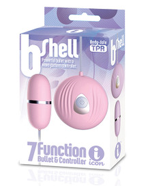 THE 9'S B-SHELL BULLET VIBE PINK