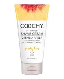 COOCHY SHAVE CREAM PEACHY KEEN 3.4 FL OZ