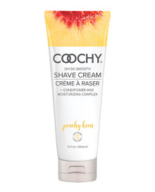 COOCHY SHAVE CREAM PEACHY KEEN 7.2 FL OZ