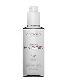 WICKED SIMPLY HYBRID LUBE 2.3 OZ