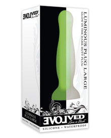 EVOLVED LUMINOUS PLUG LARGE