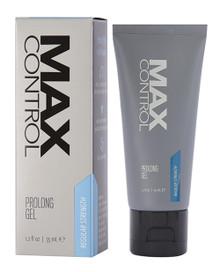 MAX CONTROL PROLONG GEL REGULAR STRENGTH 1.2 FL OZ