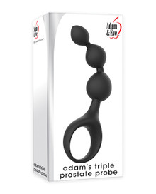 ADAM & EVE ADAM'S TRIPLE PROSTATE PROBE