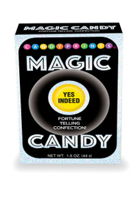 MAGIC CANDY FORTUNE TELLING CONFECTION