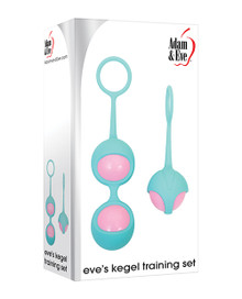 ADAM & EVE EVE'S KEGEL TRAINING SET