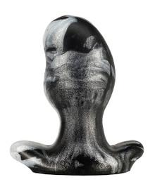 ERGO BUTTPLUG X-LARGE PLATINUM SWIRL (NET)