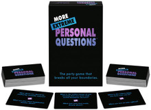 MORE EXTREME PERSONAL QUESTIONS CARD GAME