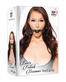 ADAM & EVE EVE'S FETISH DREAMS BALL GAG