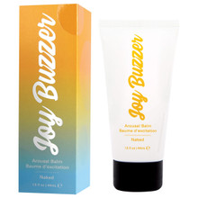JOY BUZZER FLAVOR FREE AROUSAL BALM 1.5 OZ