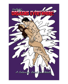 ORGASMS EVERYWHERE COLORING BOOK (NET)