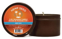 CANDLE 3 IN 1 DEEP DIVE 6 OZ