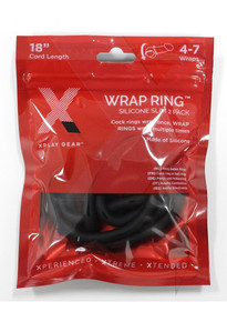 XPLAY SILICONE 18IN THIN WRAP RING