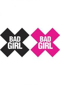 PEEKABOOS BAD GIRL BLACK/PINK