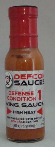 DEFCON Sauces - Defense Condition #1 - 8oz