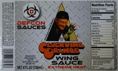 Defcon Cluckwing Orange - 8oz