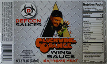 Defcon Cluckwing Orange - 8oz