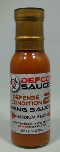 DEFCON Sauces - Defense Condition #2 - 8oz