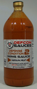 DEFCON Sauces - Defense Condition #2 - 32oz