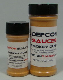 DEFCON Sauces - Smokey Dust 2oz and 5oz