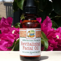 Foxhollow Herb Farm Revitalizing Facial Oil