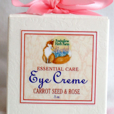 Foxhollow Herb Farm Essential Eye Care Cream