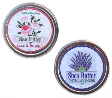 Foxhollow Herb Farm Shea Butters