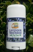 Foxhollow Herb Farm Natural Lavender Deodorant