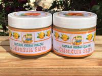 Calendula Flower Herbal Healing Salve