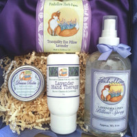 Foxhollow Herbs Perfect Sleep Gift Box