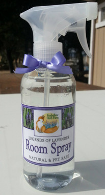 Room sprays that are safe for you and your family.  Essential oils are used NOT fragrant oils.