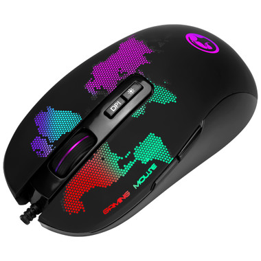 Marvo M422 6400 DPI Gaming Mouse