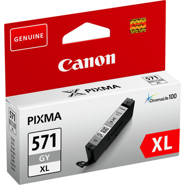 Canon Pixma 571XL Grey