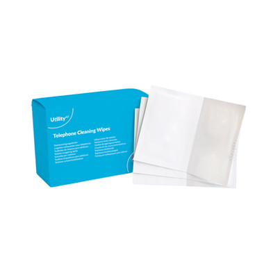 UtilityAF 20x Telephone Cleaning Wipes