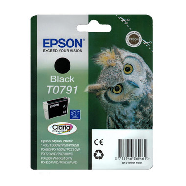 Epson T0791 STYLUS PHOTO High Capacity Black Ink