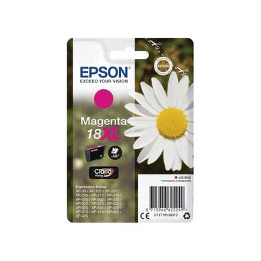 Genuine Epson 18XL Magenta High Capacity Ink Cartridge