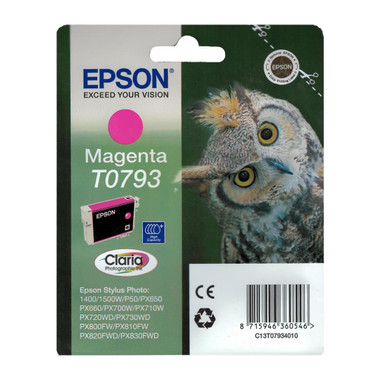 Epson T0793 STYLUS PHOTO High Capacity Magenta Ink