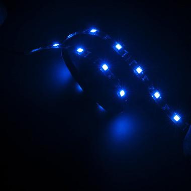 Akasa 60cm Vegas LED Strip Light - Blue