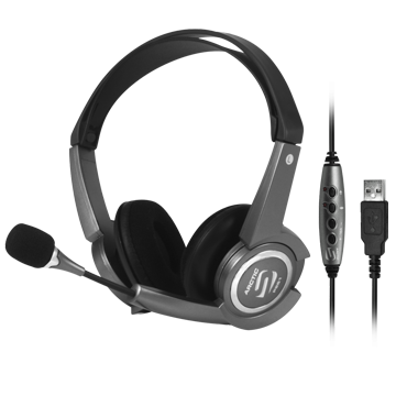 Arctic Sound P261 USB Wired Headset
