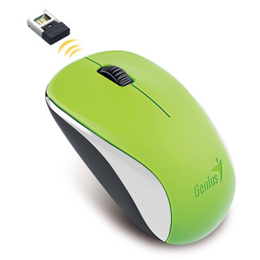 Genius BlueEye NX-7000 Green Wireless Mouse
