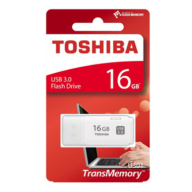 Toshiba TransMemory U301 16GB USB 3.0 Flash Drive