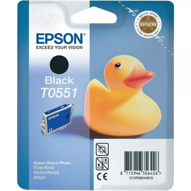 Epson T0551 STYLUS PHOTO Black Ink