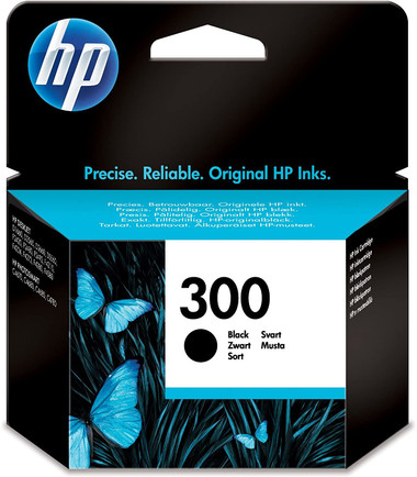 HP 300 Black Ink