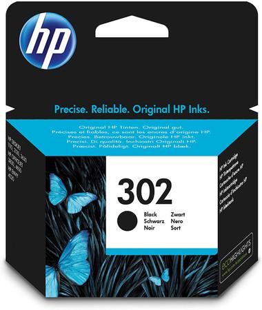 HP 302 Black Ink