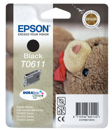 Epson T0611 STYLUS Original Ink