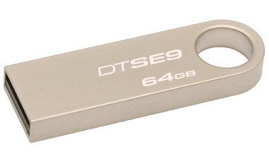 Kingston 64GB DataTraveler SE9
