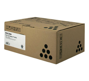 Ricoh 407166 Laser Cartridge (Aficio SP100, SP100e, SP100SFe, SP100SUe)