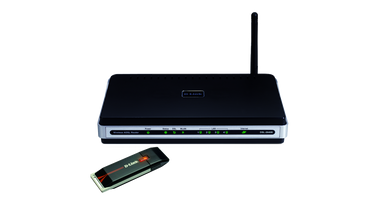 D-Link DKT-710 Wireless G ADSL2+ Starter Kit